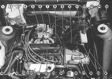 Двигатель форд эскорт 1.4