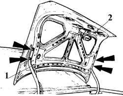 13.6 Крышка багажника (Orion)