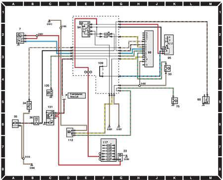14.6.2 Система пуска, аккумуляторная батарея, вентилятор,   датчики