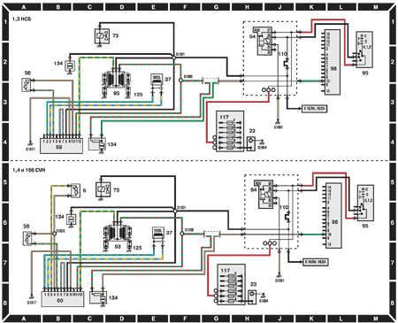14.6.3 Системы зажигания (карбюраторные двигатели до 1995   г.)