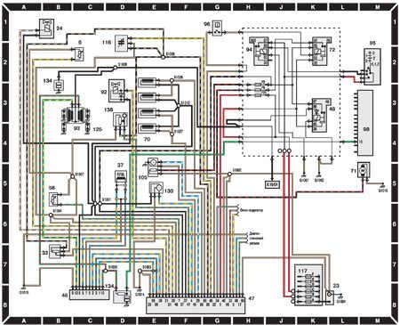 14.6.7 Система управления двигателем 1,6 EF
