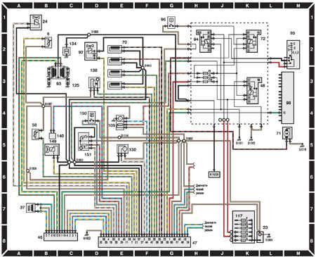 14.6.8 Система управления двигателем Zetec (16V)