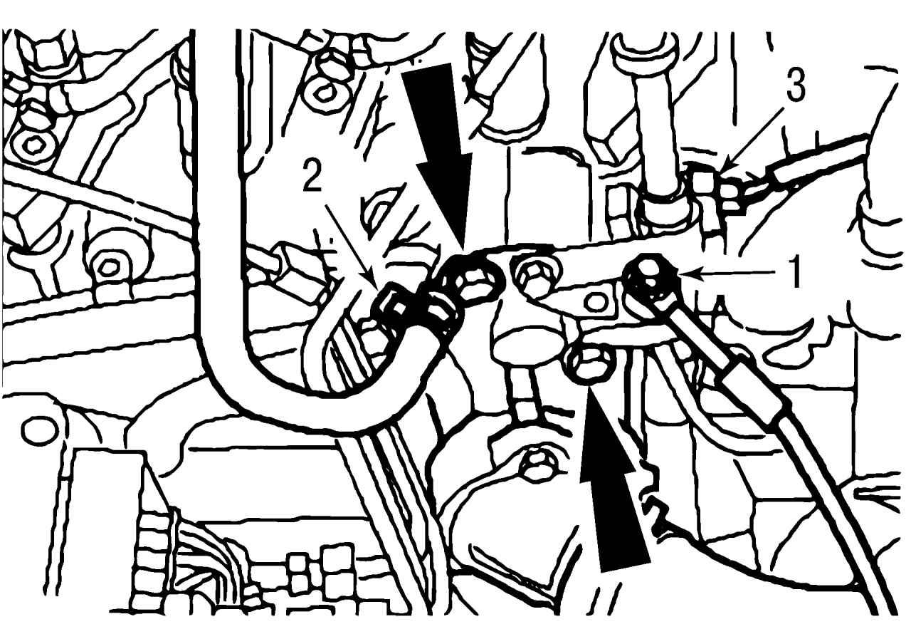 Тройник трубка на форд фокус 1 9 фотография
