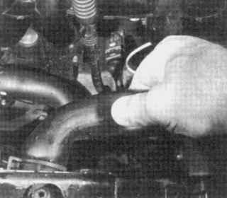 4.4 Проверка системы охлаждения на герметичность