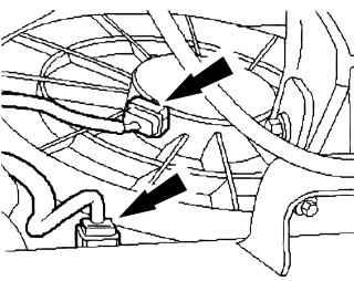 2.7.5 Клапан принудительной вентиляции картера Ford Focus