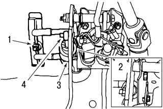 8.7 Главный цилиндр сцепления Ford Focus
