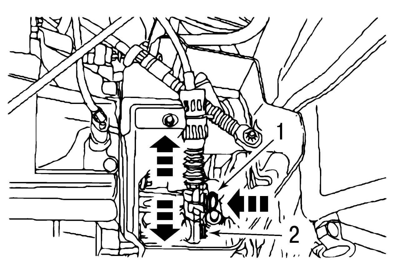 Номер провода датчика abs форд фокус