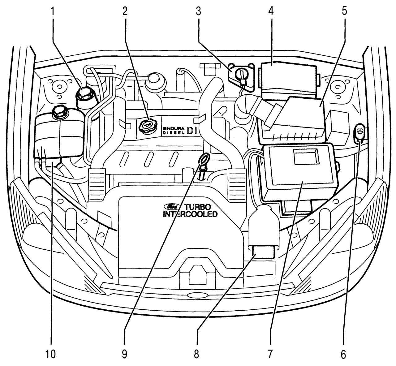 Расширительный бачок форд маверик 19 фотография