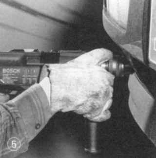 Номер двигателя объемом 3,6 л