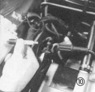 1.4 Условия работы и инструмент Ford Mondeo