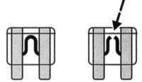 14.27 Защита от перегрузок – предохранители в салоне и моторном отсеке