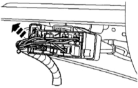 15.14 Не рекомендуется – самостоятельно демонтировать передние сиденья Ford Mondeo