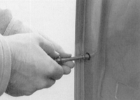 15.20 Демонтаж дверной ручки Ford Mondeo