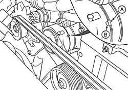 4.8 Приводной ремень двигателя DOHC