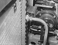 4.3 Снятие и установка радиатора Ford Scorpio