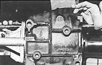 6.1.3 Разборка и сборка коробки передач Ford Sierra