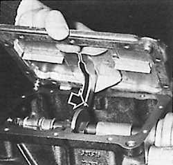 6.2.3 Разборка и сборка коробки передач Ford Sierra