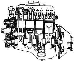 4.1.6 Ремень привода вспомогательных агрегатов ГАЗ 2705