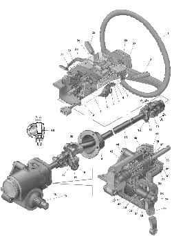 8.0 Рулевое управление