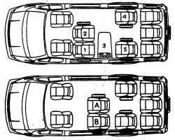 11.0 Кузов автомобиля ГАЗ 2705