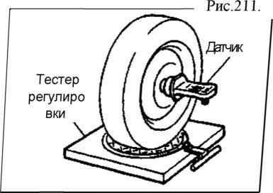 2.  Регулировка передних колес Geely FC