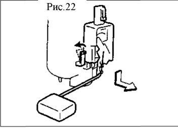 5.  Топливный насос. Демонтаж, установка, разборка и сборка Geely FC