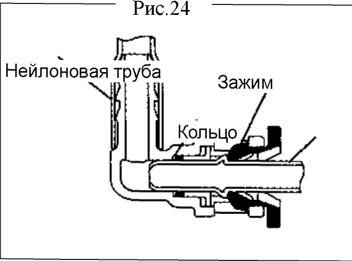 6.  Топливный бак. Демонтаж, установка, разборка и сборка Geely FC