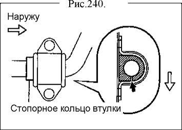 5.  Передний стабилизатор. Ремонт Geely FC