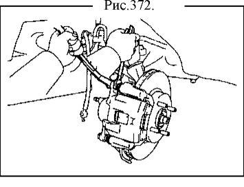 5.  Передний тормоз. Ремонт