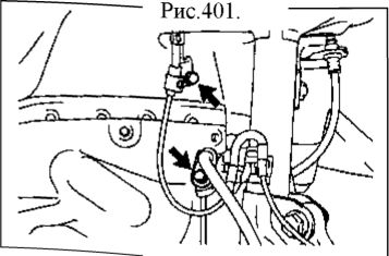 8.  Датчик скорости переднего колеса. Замена Geely FC