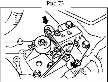 4.  Замена двигателя Geely FC