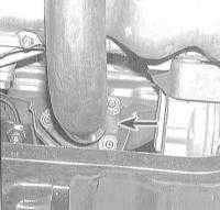 2.21  Проверка состояния компонентов системы выпуска отработавших газов