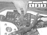 7.9 Проверка исправности состояния и замена детектора контроля электрических