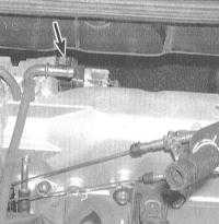 7.14 Проверка исправности функционирования и замена клапана стабилизации