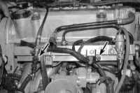 6.15 Снятие и установка топливной магистрали и инжекторов топлива инжекторов топлива