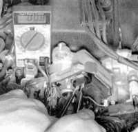 7.7 Проверка состояния и замена катушки зажигания
