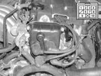 8.8 Проверка исправности состояния и замена датчика ВМТ/положения коленчатого вала/положения поршней в цилиндрах двигателя (TDC/СКР/CYP)