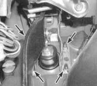 11.11 Проверка исправности функционирования/герметичности, снятие и установка сборки вакуумного усилителя тормозов