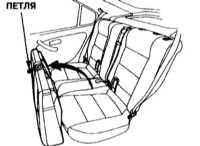 2.3 Регулировка сидений Honda Civic