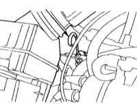2.17 Проверка уровня жидкости в автоматической трансмиссии