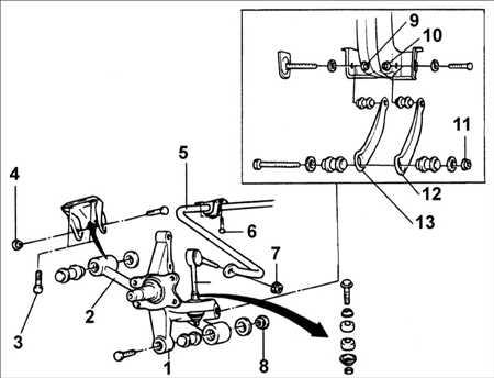 11.6 Стойка задней подвески Hyundai Accent