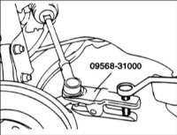 12.15 Рулевая передача автомобилей с усилителем рулевого управления Hyundai Accent