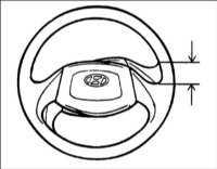 12.5 Проверка люфта рулевого колеса на автомобилях с усилителем рулевого управления