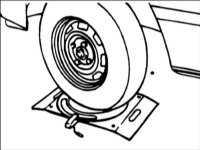 12.6 Проверка угла поворота передних колес