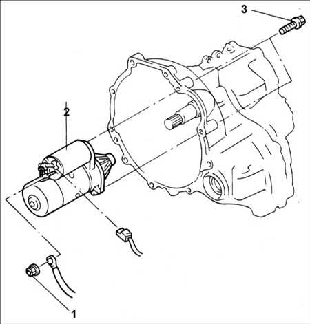 16.14 Стартер Hyundai Accent