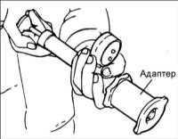 4.9 Крышка радиатора Hyundai Accent