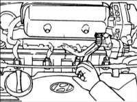 5.3 Клапан вентиляции картера