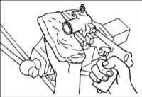 8.5 Рабочий цилиндр сцепления Hyundai Accent