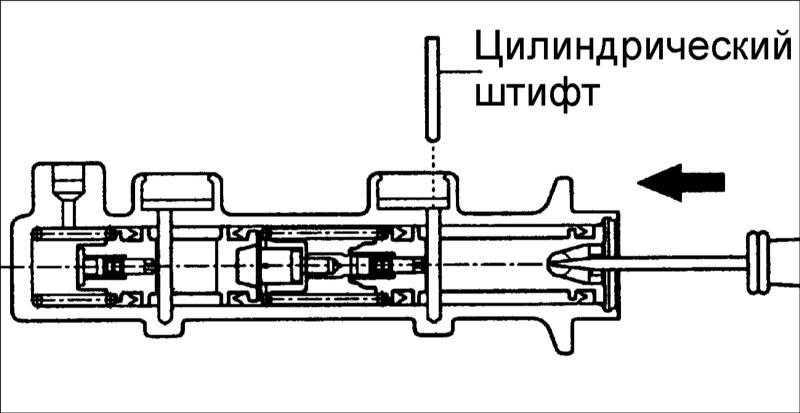 Сборка тормозного суппорта Renault Master, Opel Movano.