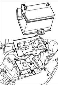 2.12 Снятие и установка двигателя и коробки передач